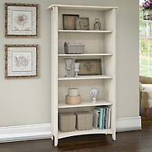 "Salinas Five Shelf Bookcase - 63""H, 8827681"