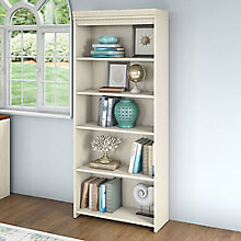 "Stanford Five Shelf Bookcase - 69""H, 8827694"