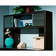 "New York Skyline 60"" Storage Hutch, BUS-KI10106"