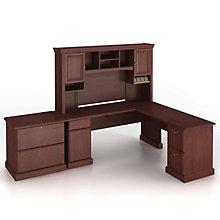 Executive L Desk Set, BUS-SYN003