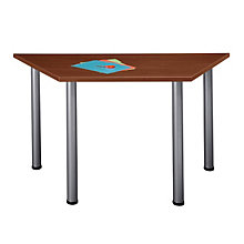 Aspen Trapezoid Training Table, BUS-TS85403