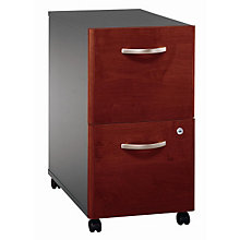 2-Drawer Mobile File Pedestal, BUS-WC52