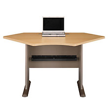 "Series A Corner Desk - 42""W, BUS-10121"