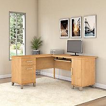 """L Desk 60""""W, 8802631"""
