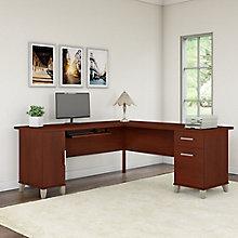 "Somerset L Desk - 71""W, 8802634"