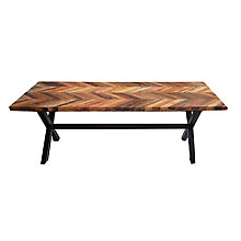 Zane Dining Table, 8808325