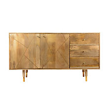 Messinki 3 Drawer Sideboard, 8808349