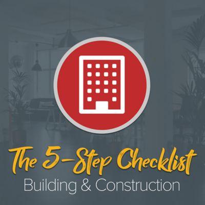 Office Moving Checklist Part V: Construction & Vendors