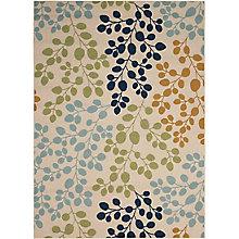 """Leaf Pattern 9'3"""" x 12'9"""", 8820190"""