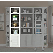 "22""W Open Top Bookcase, 8827480"