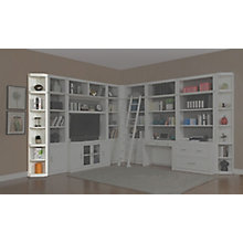 Outside Corner Bookcase, 8827482