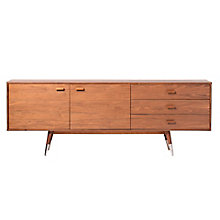 Sienna Sideboard Walnut Small, 8808375