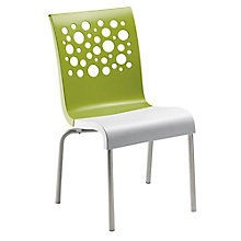 Stacking Chair with Bubble Back, 8822812