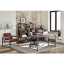 Axle L-Desk Home Office Set, 8828933