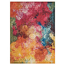 "Colorful Floral 3'11"" x 5'11"", 8820248"