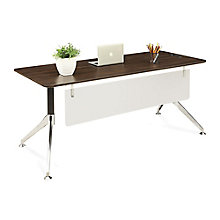 "Astoria Executive Table Desk with Modesty Panel - 71""W x 30""D, 8807827"