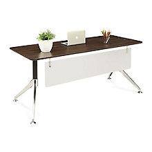 "Astoria Executive Table Desk with Modesty Panel - 71""W x 30""D, 8807827"