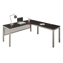"At Work Corner Desk with User Curve - 72""W, 8813030"