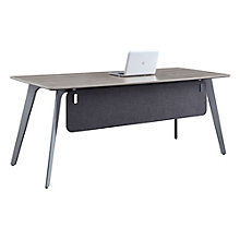 "Compact Desk with Modesty Panel - 60""W x 30""D , 8827633"
