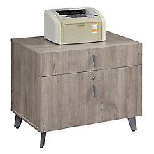 "Two Drawer Box and Lateral File - 30""W , 8827616"