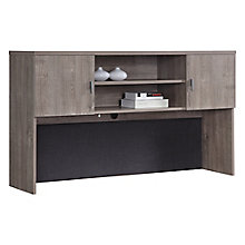 "Storage Hutch with Tackboard - 59""W , 8827620"