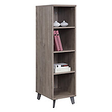 "Four Shelf Bookcase - 59""H, 8827621"