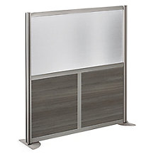 "At Work 49"" W x 53"" H Room Divider, 8808011"