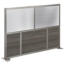 "At Work 73.25"" W x 53"" H Room Divider, 8808015"
