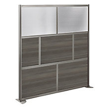 "At Work 72"" W x 76"" H Room Divider, 8808017"
