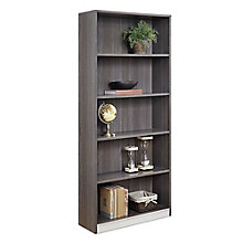 "At Work 72""H Open Bookcase, 8827990"