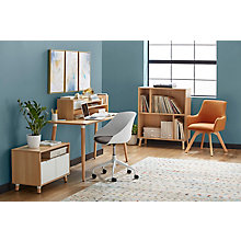 "Freya 60"" Desk Office Set, 8828915"