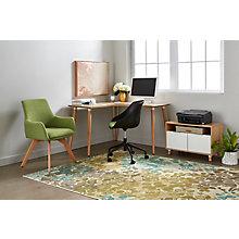 "Freya 48"" Corner Desk Set, 8828914"