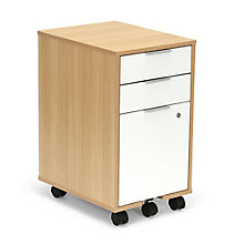 Freya Three-Drawer Mobile Pedestal, 8828880