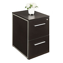 "At Work Two Drawer File Pedestal - 26.46""H, 8812979"
