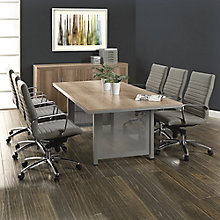 8' Conference Table and Chair Set, 8825350