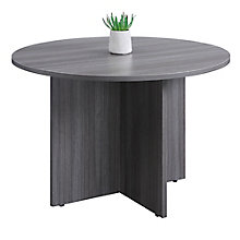 "Round Conference Table - 42""DIA, 8826962"