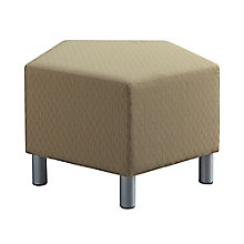 Soft Pentagon Shape Seat, 8826782