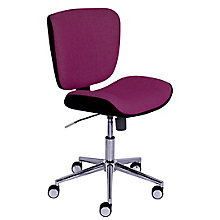 Two Tone Fabric Office Chair, 8825970