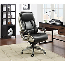 Executive Bonded Leather Office Chair, 8825959