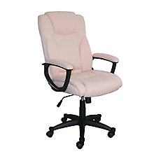 Office Chair in Fabric or Faux Leather, 8825957