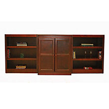 KT Series Eight Shelf Bookcase with Doors, 8803701