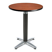 "30""Rd Metal Mesh Base Table, 8811656"