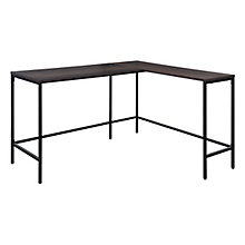 "L-Shaped Desk 56""W, 8828654"