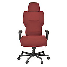 Fabric 24/7 Intensive Use Executive Chair, 8813782