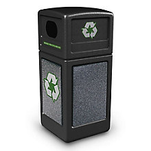 42 Gallon Recycling Receptacle, 8822757