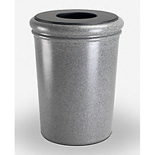 50 Gallon Round Waste Receptacle, 8822758