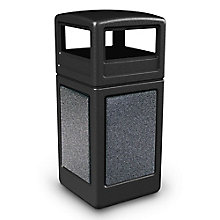 42 Gallon Dome Lid Waste Receptacle, 8822760