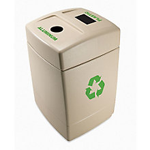 55 Gallon Recycling Container, 8822778