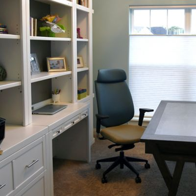 Case Study: Home Office Makeover With Parker House