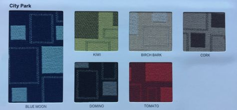 City Park Fabric options